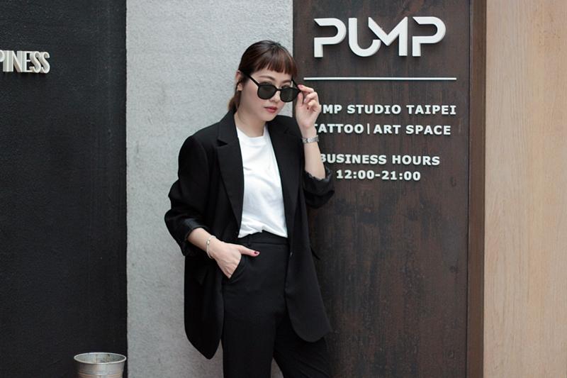 【OUTFIT】學韓妞這樣穿,春季西裝外套各種風格穿搭!